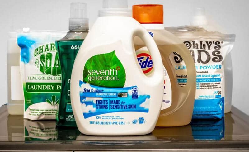 A Guide To The Best All Natural Laundry Detergent