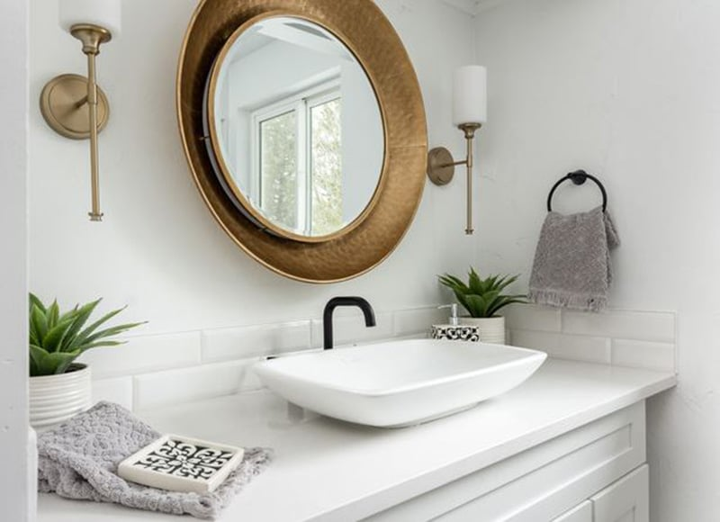 The Way to Pick The Best Bathroom Countertops