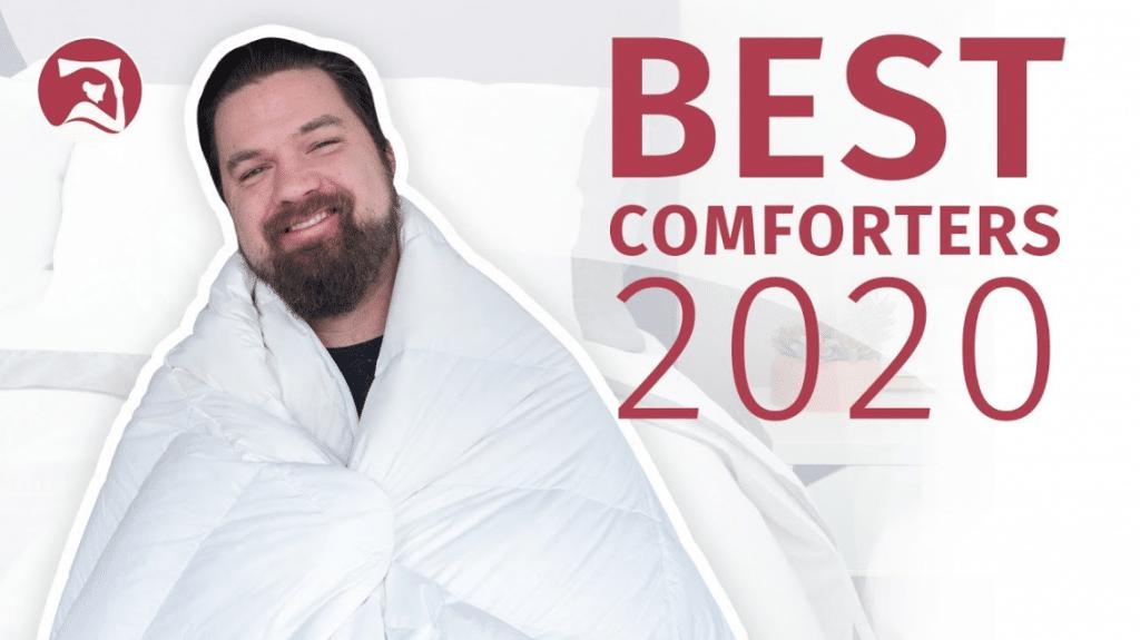 Top Best Down Comforters 2020
