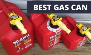 best 5 gallon gas can