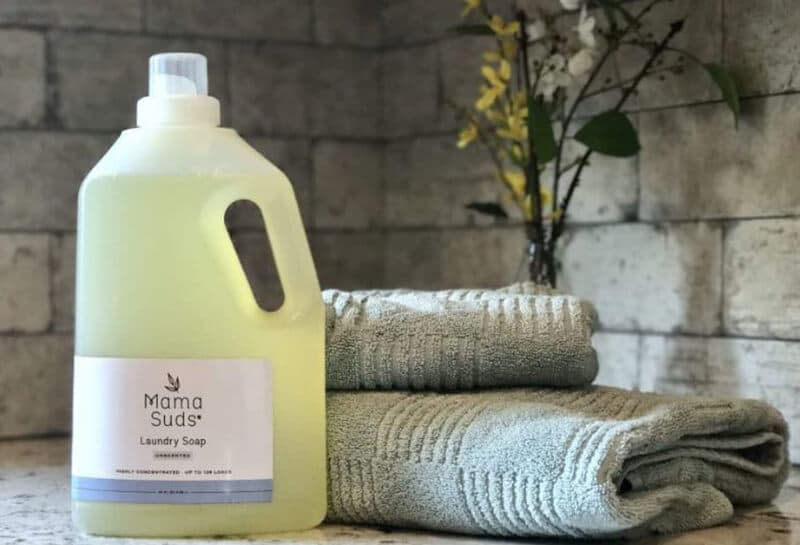best all natural laundry detergent
