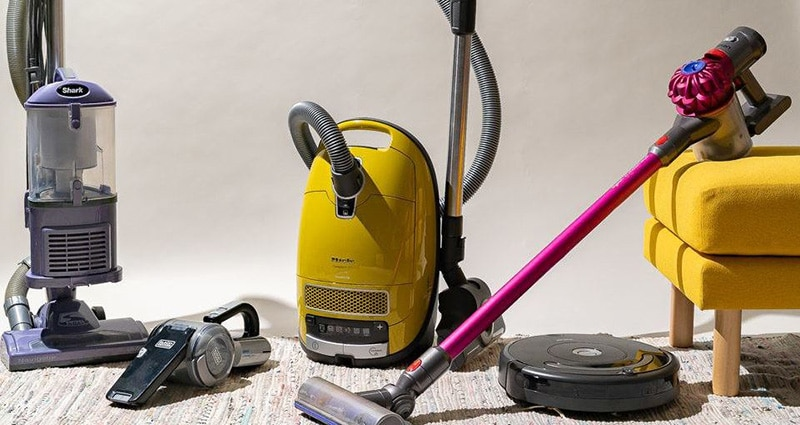 best bagless canister vacuum