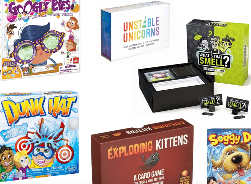 Top Best Family Board Games 2020