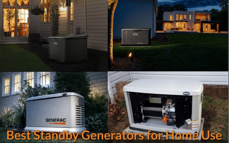 Top Best Generator For Home 2020 1