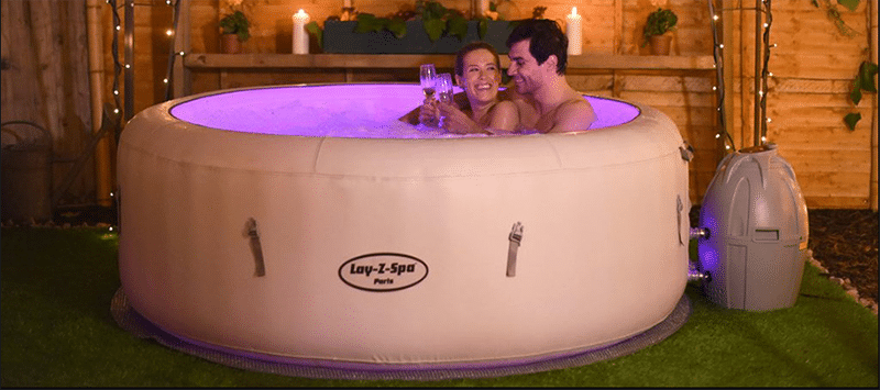 Top Best Inflatable Hot Tub 2020