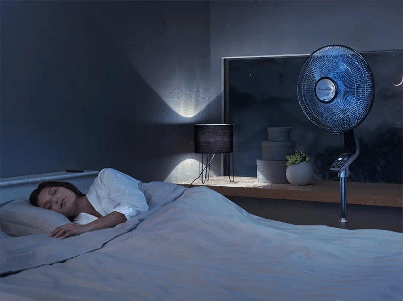 best fan for bedroom