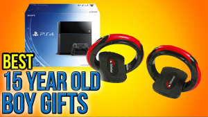 best gifts for 15 year old boy